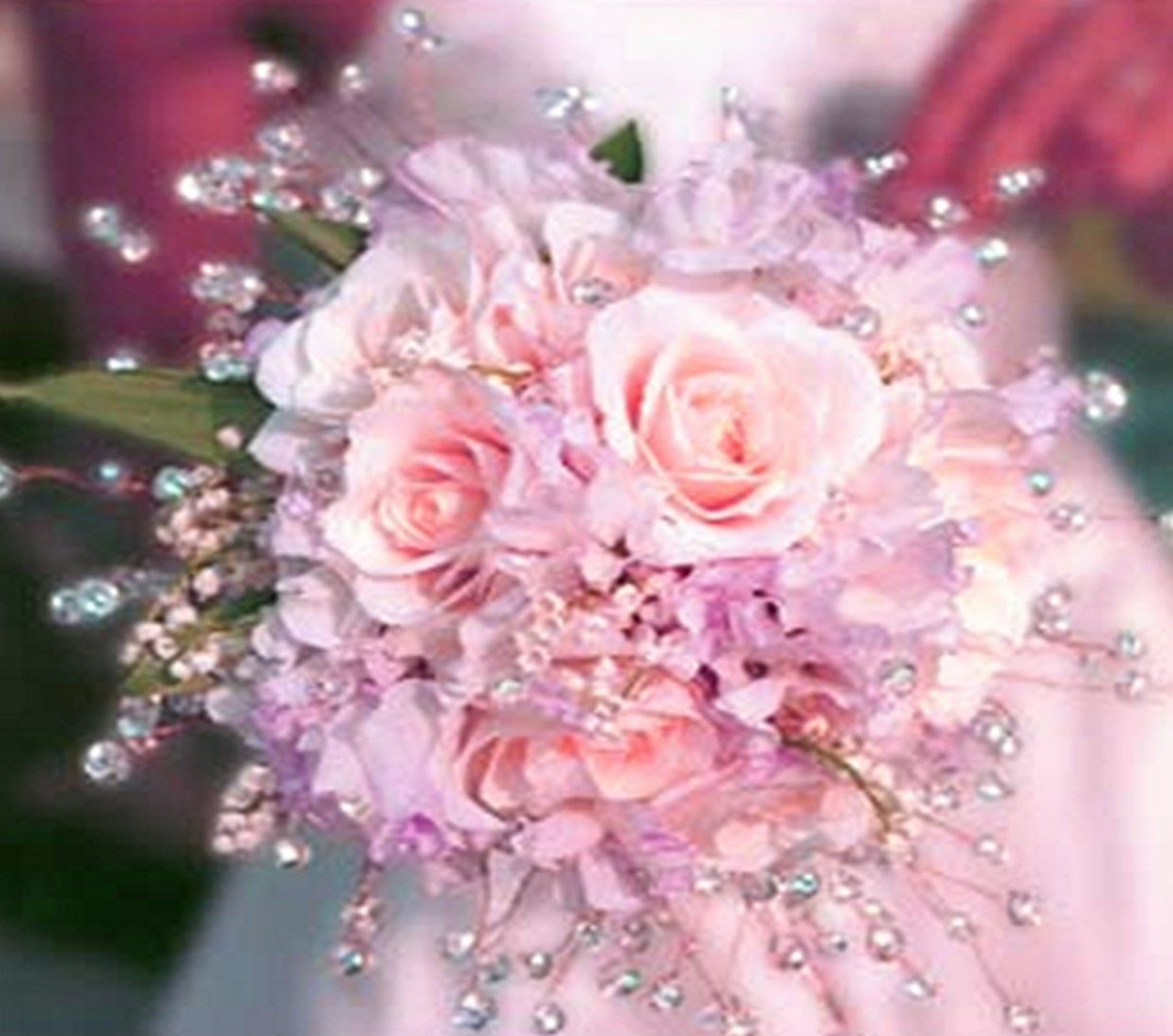 Flowers | Weddings | Pinterest | Pink bouquet, Wedding things and ...