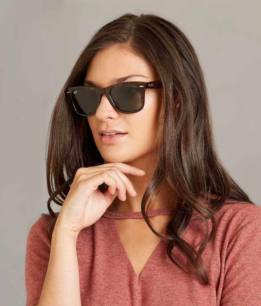Ray Ban Wayfarer Sunglasses Women S Accessories In Tortoise Buckle Wayfarer Sunglasses Women Rayban Wayfarer Ray Ban Sunglasses Wayfarer