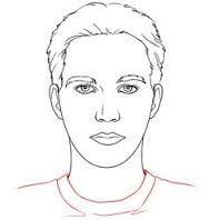 Image Result For How To Draw A Boy Face Easy Human Postures