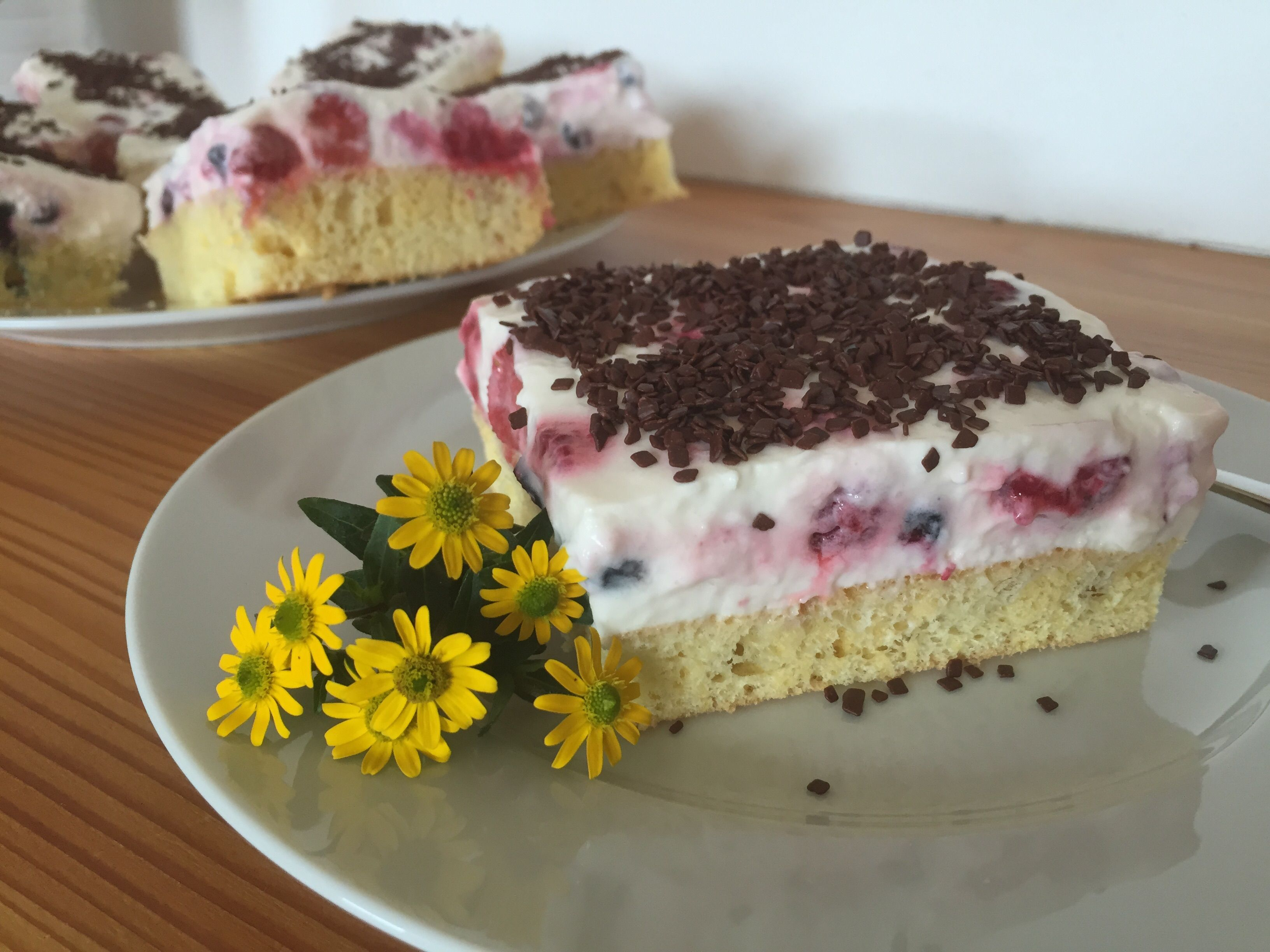 Wetter Kuchen