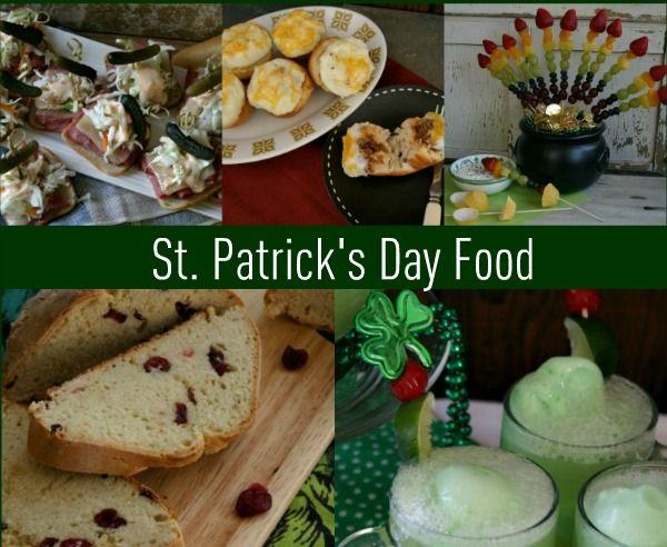 St Patricks Day Food Ideas Trending Popular Personalized Explore Thesterlinghut
