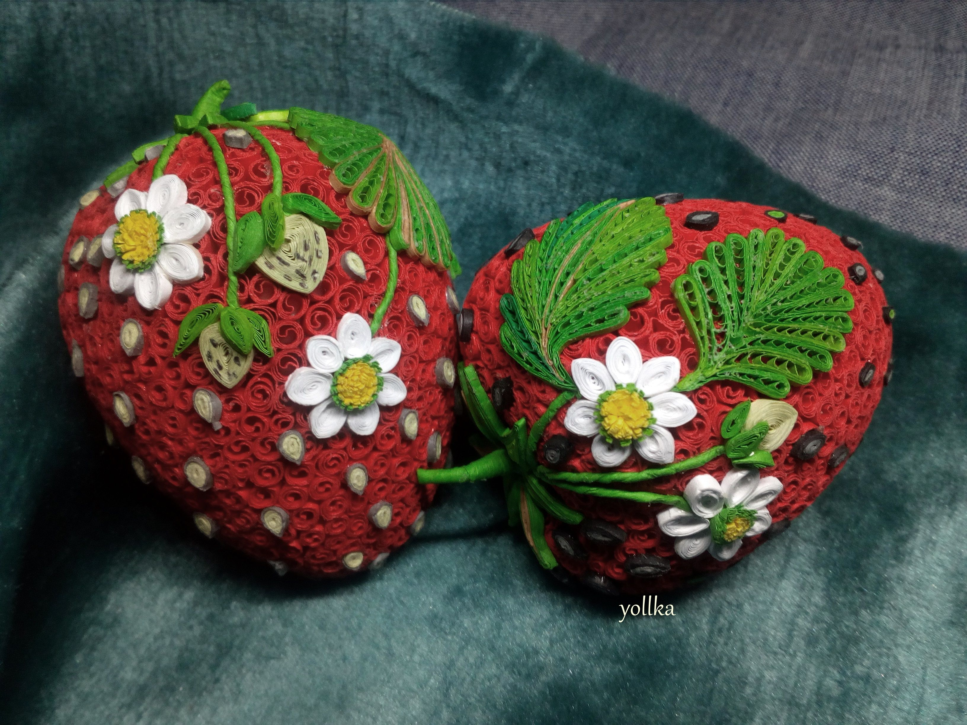 Pin By Mariola Zywicka On Quilling Quilling Easter Coin Purse