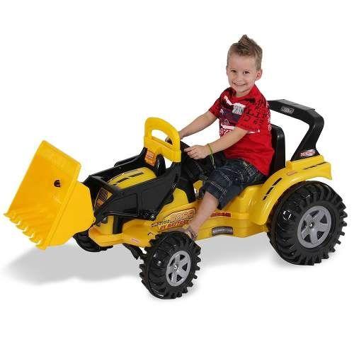 Trator Mini Carro Eletrico Infantil Bateria Recarregavel 6v R 985 00 Carro Eletrico Infantil Trator Mini Carro