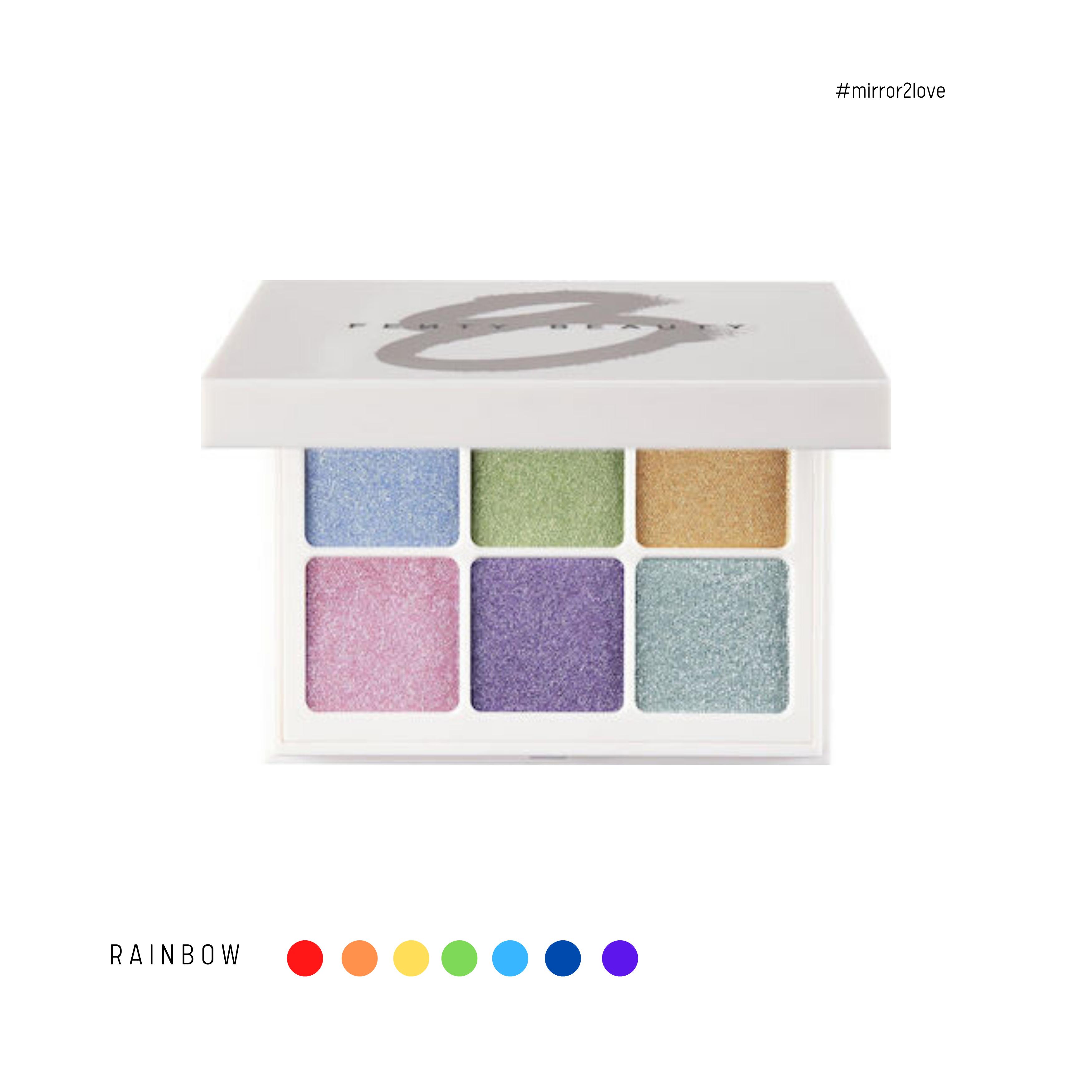 Fenty Beauty Snap Shadow Mix & Match Eyeshadow Palette