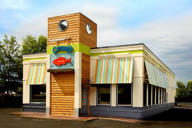 captain d s your seafood restaurant new design chinese rh pinterest com