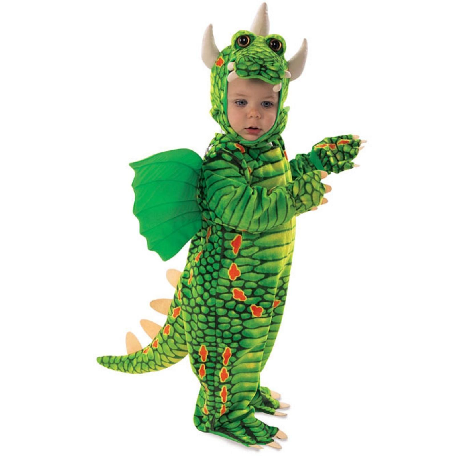Teagan the Dragon Costume