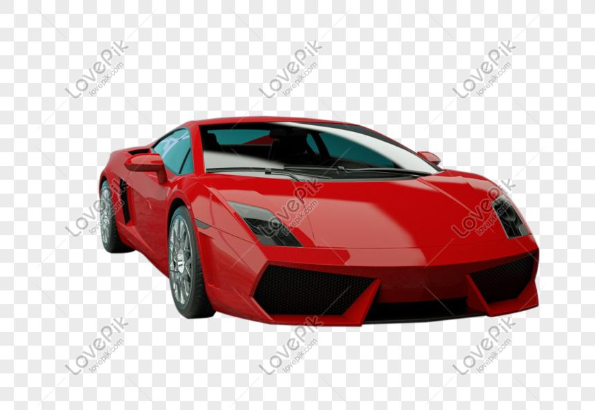 Mobil Sport Merah Keren Mobil Sport Merah Mobil