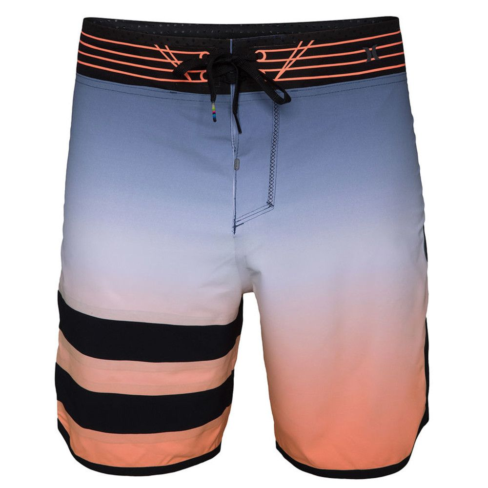 0d2f9f4e90 Hurley Mens Phantom Fuse 3 Boardshorts, Neon Orange | Jonathan ...