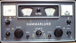 Hammarlund HQ101 (or 100) Receiver, Heathkit