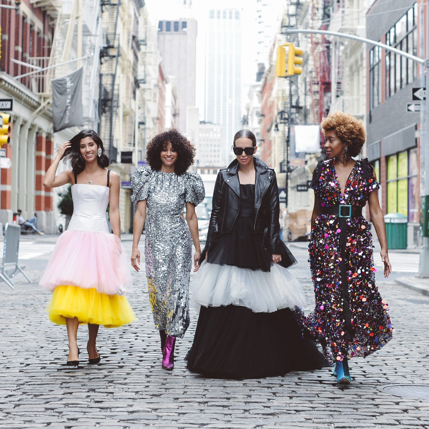Fashion Beauty Inc: High Fashion Glam And Industry Diversity