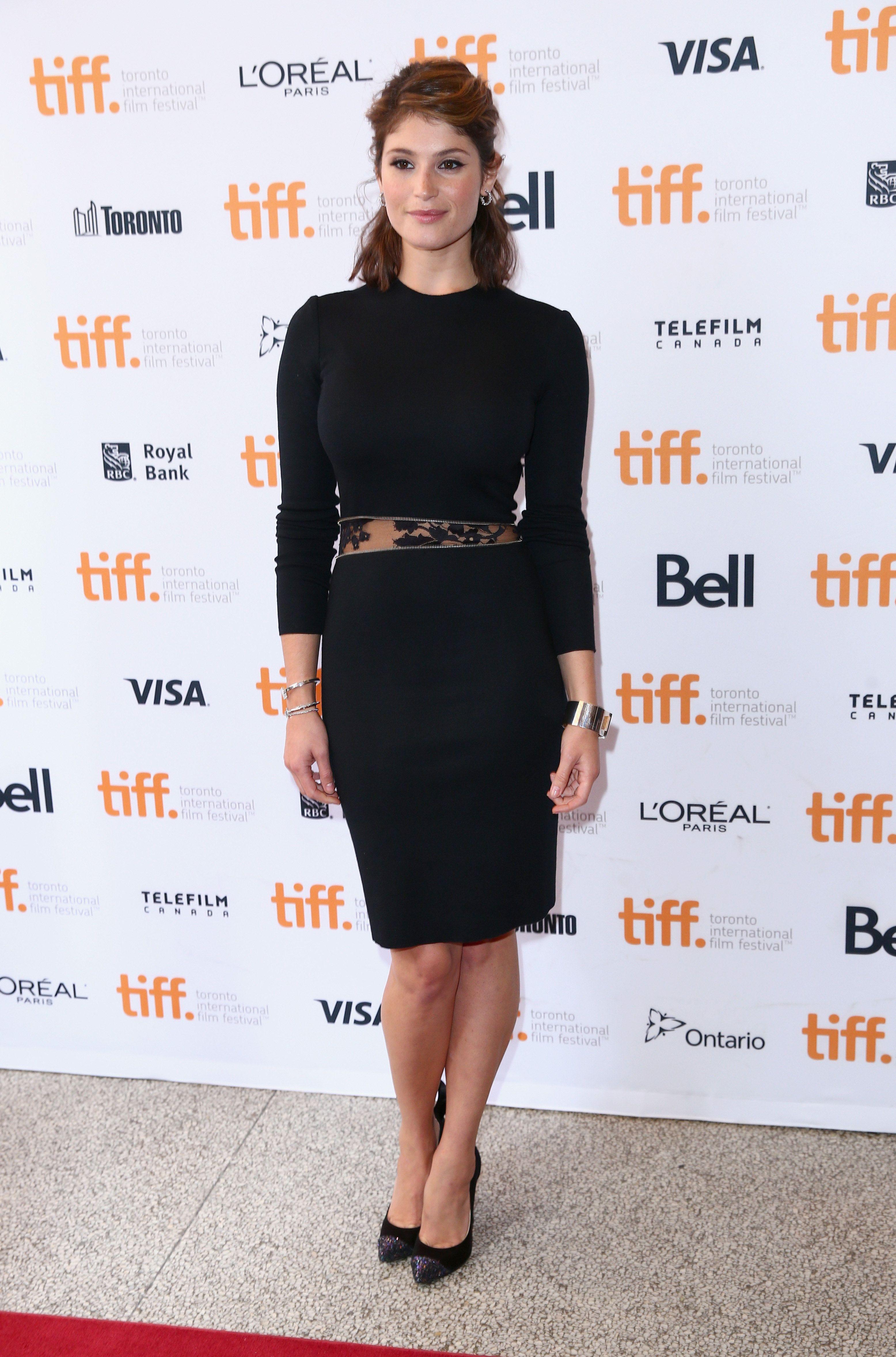 Gemma Arterton – TIFF premiere of \'Gemma Bovery\' in Toronto 07.09.14 ...