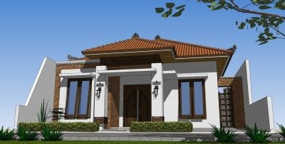 Desain Rumah Joglo Modern Yang Minimalis Dream House House