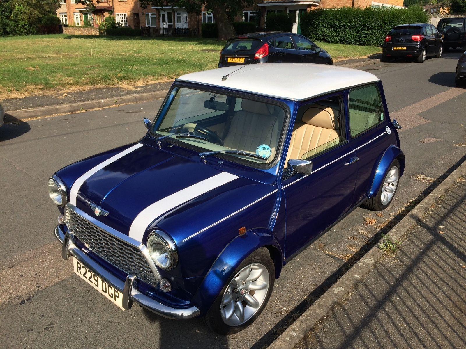 eBay: Classic Mini Cooper Sports Pack, With Original Park Lane ...