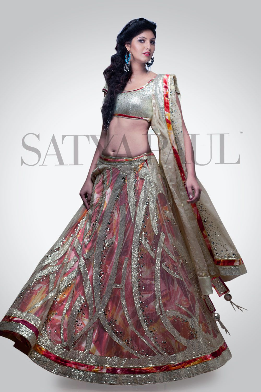 Satya Paul Linen Summer Dress