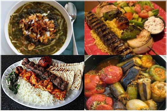 opinions on assyrian cuisine