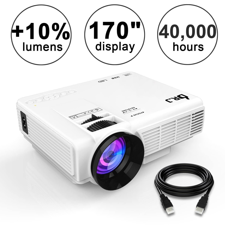 Top 10 Best Mini Projectors In 2020 Hqreview Mini Projectors Outdoor Movies Projector Best Outdoor Projector