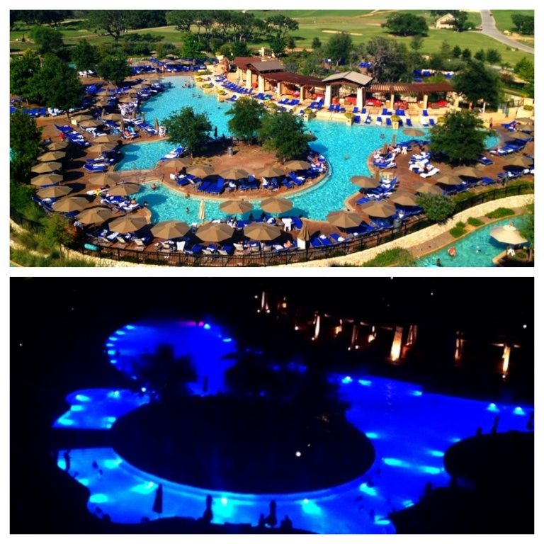 Jw Marriott San Antonio Weekend Of Relaxation At The Hill Country Resort