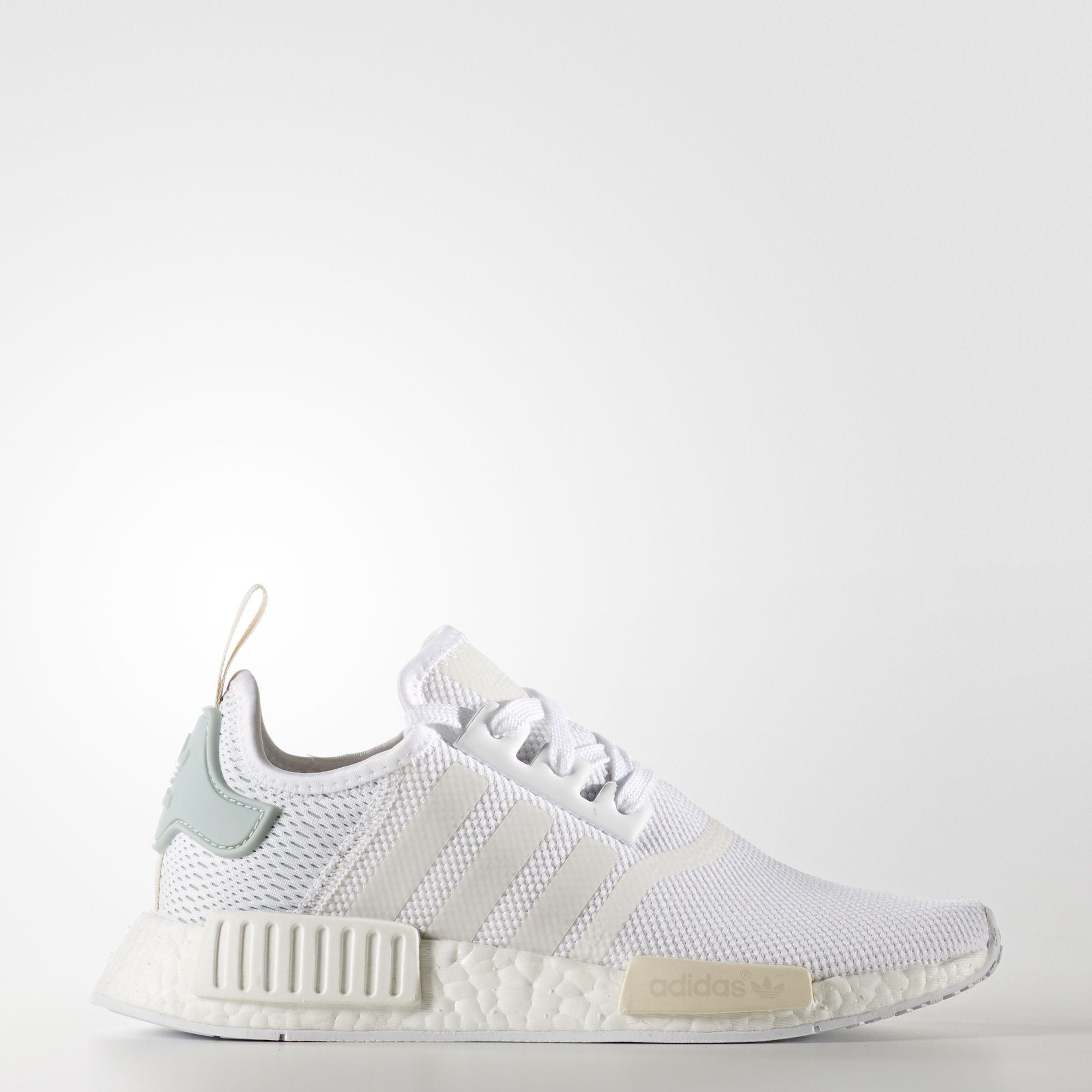 adidas mens nmd_r1 running shoes adidas nmd r1 womens grey and pink