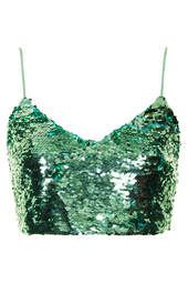 Sequin Bralet