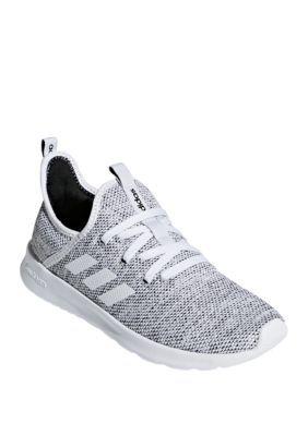 Adidas Women Cloudfoam Pure Sneaker FtwwhtFtw 8.5M in