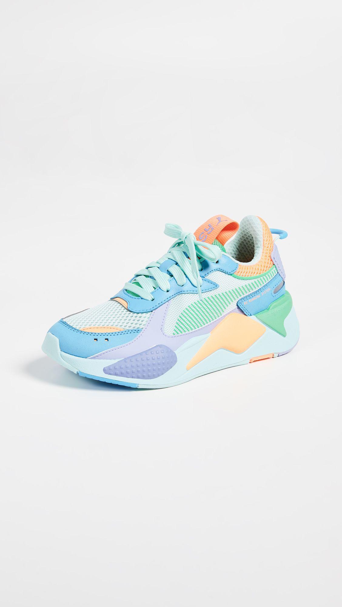 PUMA RS-X Colorblock Sneakers | SHOPBOP