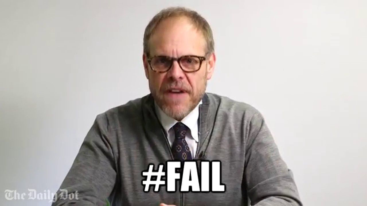 Alton Brown\'s review of \