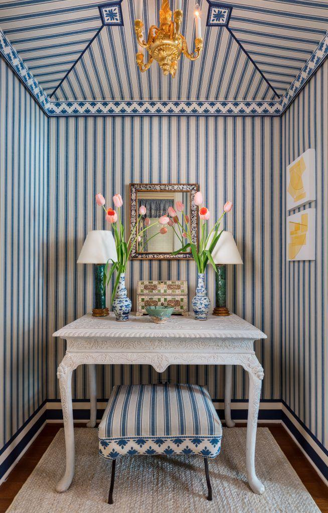 Mark  sikes  bedroom for kips bay show house also garden rooms rh pinterest