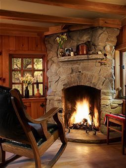 Fireplace Safety Tips Rustic Fireplaces Cozy Fireplace Fireplace Design