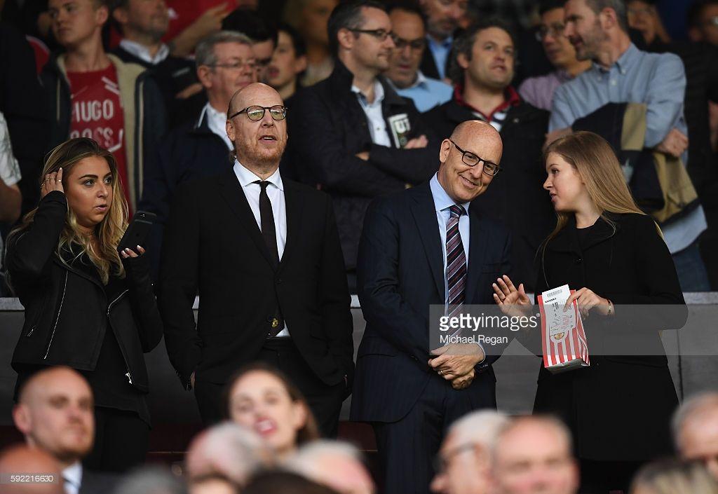 Glazer Manchester United Owner