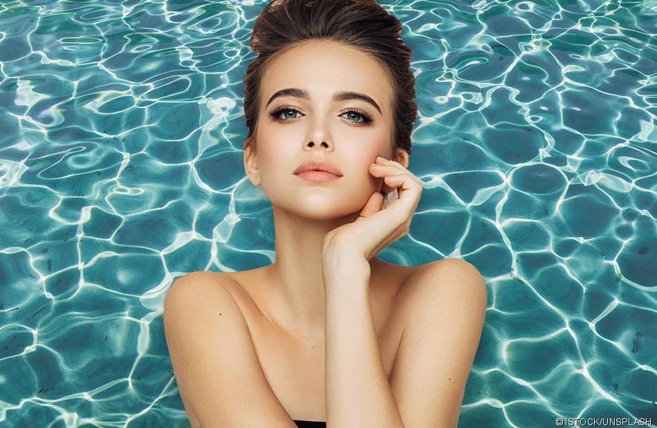 Wasserfestes Make-up: So hält deine Schminke auch Hitze stand ...