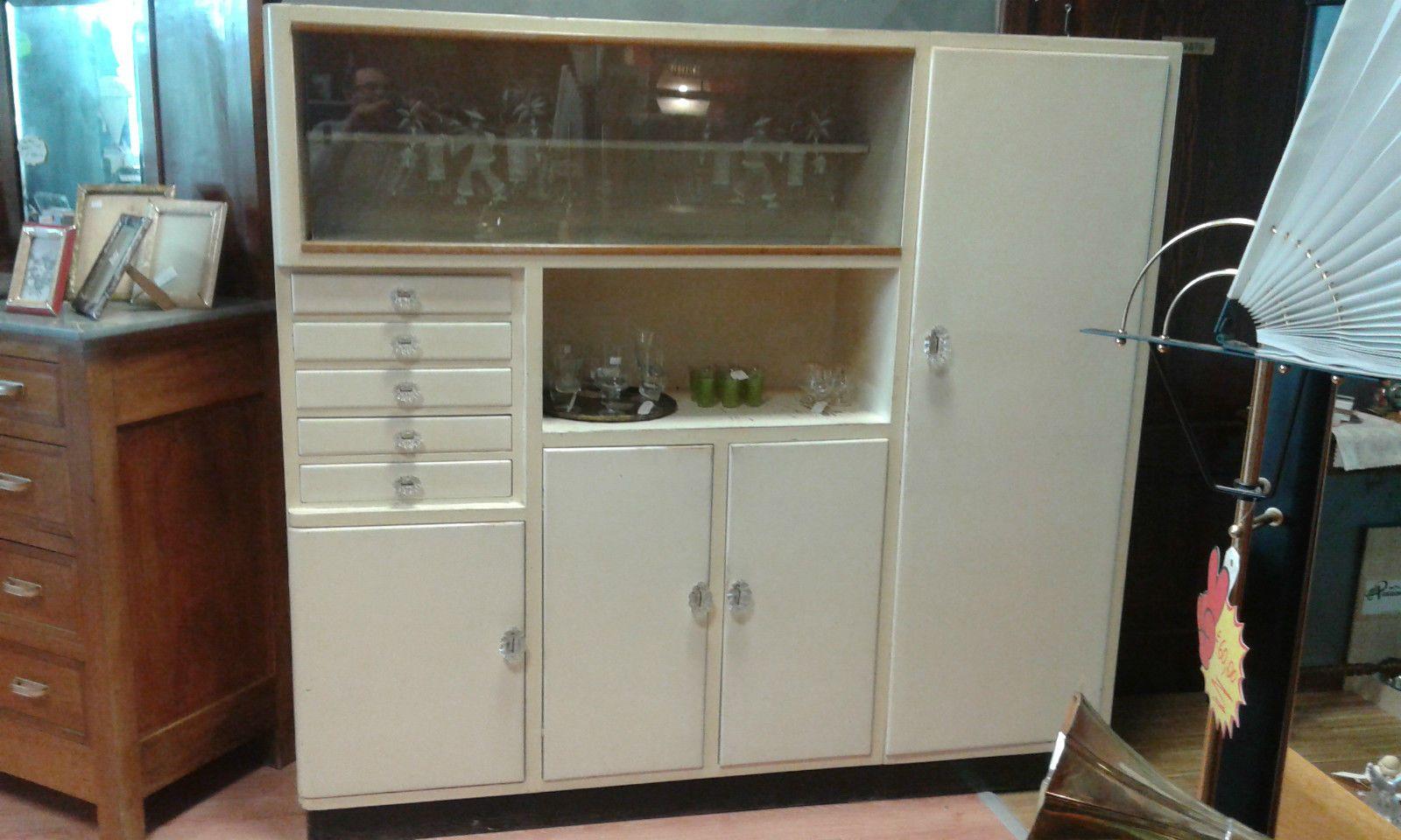 Credenza Con Maioliche : Piastrelle cucina vintage ebay gallery of credenza bassa legno