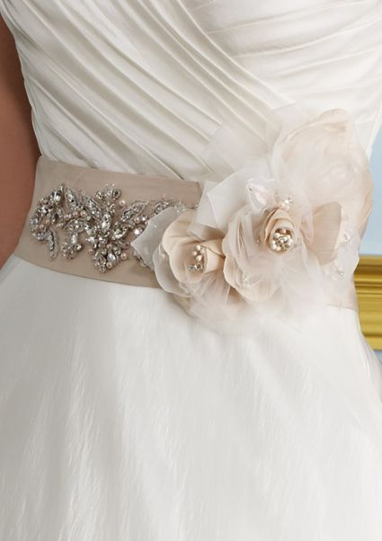 qualità affidabile miglior prezzo acquista per il più recente Cinture gioiello per abiti da sposa [Foto] | ♥ ** Wedding ...