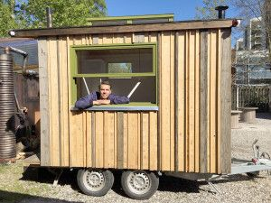 Tiny workplace on wheels can make each day at the office different! | Inhabitat - Sustainable Design Innovation, Eco Architecture, Green Building