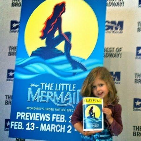 little mermaid dsm