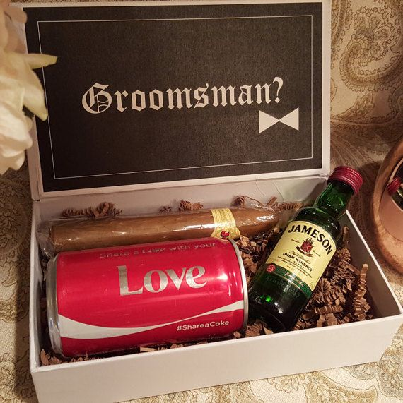 Wedding Gift From Groomsmen: Groomsman Proposal, Groomsmen Gift, Groomsmen Proposal