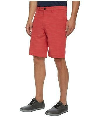 (Sponsored)eBay - Travis Mathew Mens Shorts Red Size 34 Synthetic A-Rall Stretch $84 #078