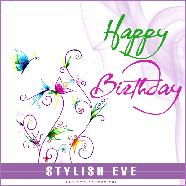 Design Inspirations Stylish and Cute Happy Birthday Cards – Birthday Greetings Designs