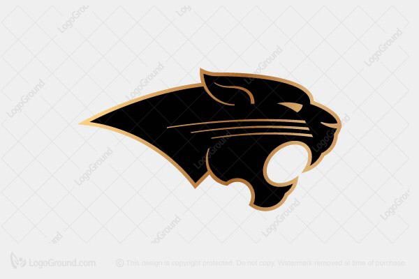 Black Panther Logo Panther Logo Black Panther Logo Design Infinity