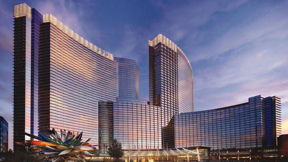 Aria Resort Casino City Center Las Vegas United States Vegas