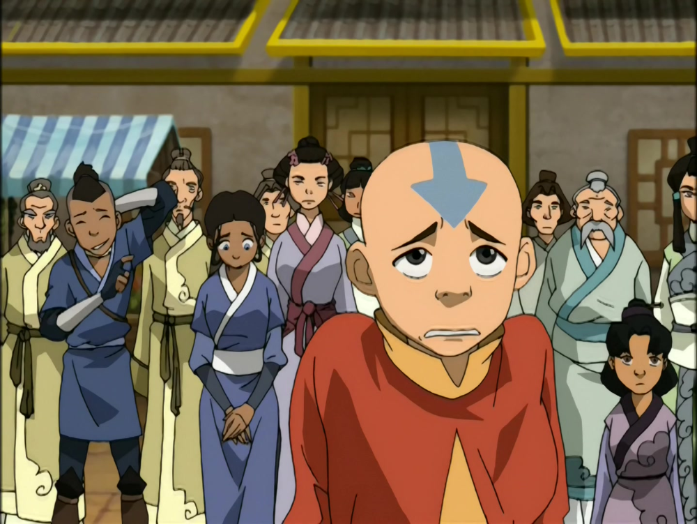 Pin on Avatar The Last Airbender