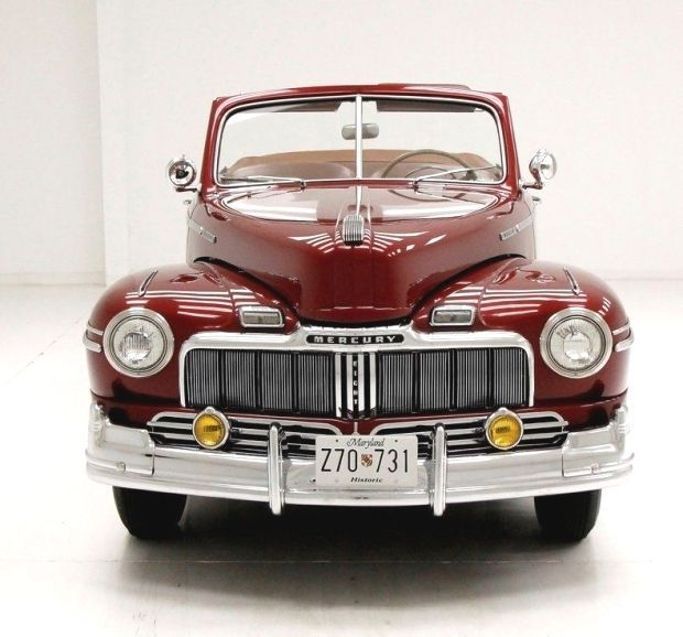1947 Mercury Eight Convertible For Sale