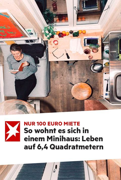 6,4 Quadratmeter für 100 Euro Miete: So wohnt es sich in ...