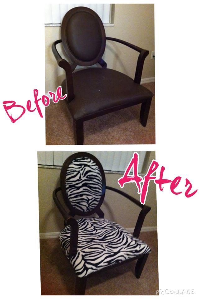 King Louis Chair Makeover Trashtotreasure Louischair
