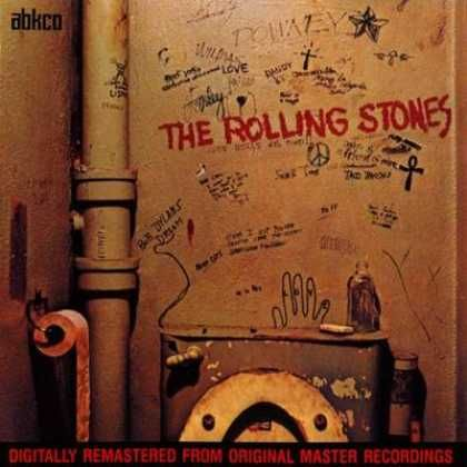 Rolling Stones - The Rolling Stones- Beggars Banquet 1968