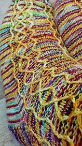 Ravelry: Paradiesvogel pattern by Julia Rotfeder