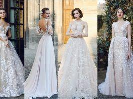 Etsy Finds: Ange Etoiles Wedding Dresses 2018