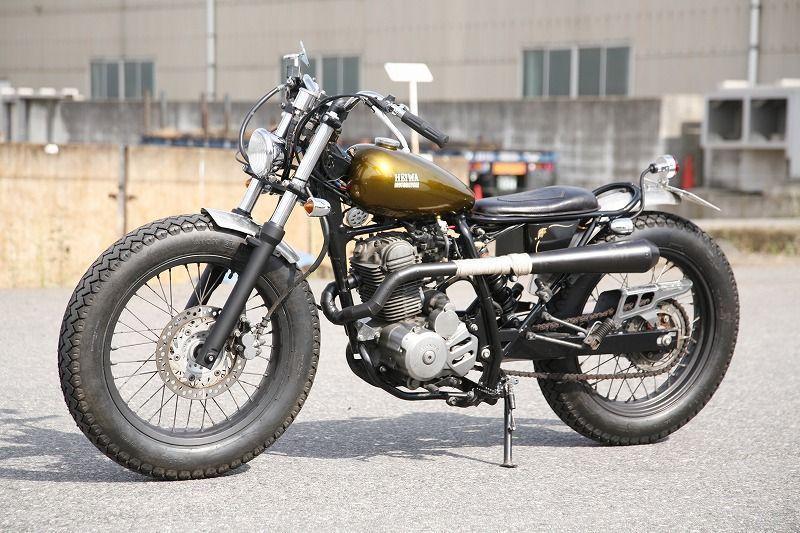 Peace Motorcycle - HEIWA MOTORCYCLE -   FTR223 005 (HONDA)