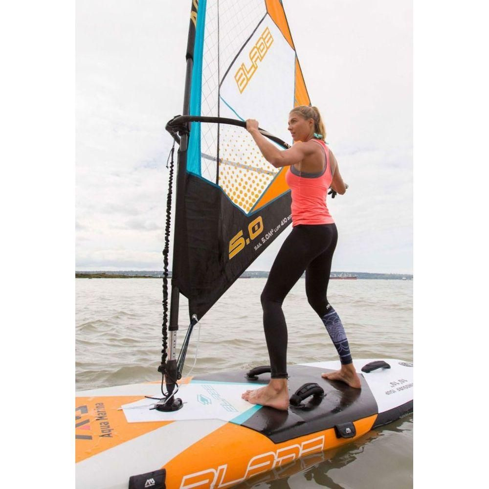 Windsup Aqua Marina Blade 10 10 Voile Sup Windsurf Gonflable 2018 Planche A Voile Gonflable Stand Up Paddle