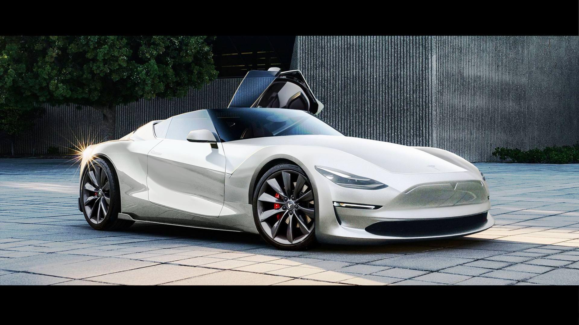 Tesla Roadster Wallpaper For Iphone tesla roadster