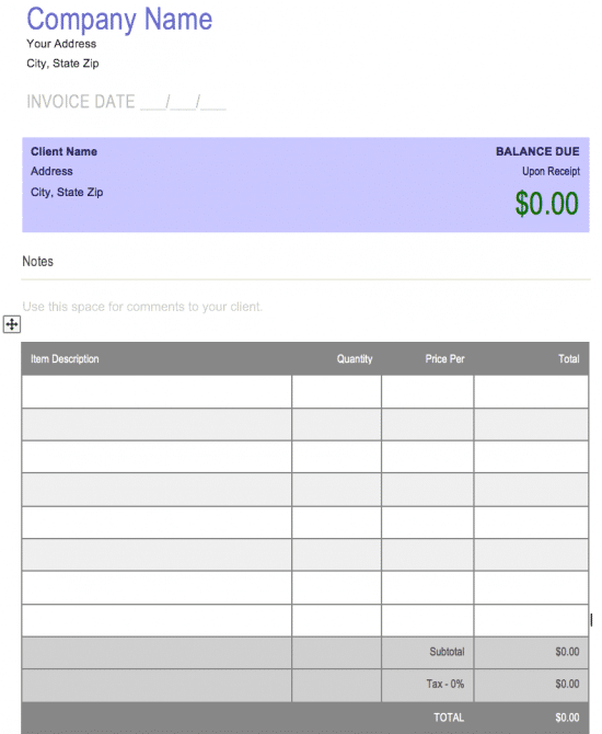 Ifsip Invoice 5 Free Blank Invoice Template Word Lab Report Format Free Free B2eb6ffd R Invoice Template Word Invoice Template Microsoft Word Invoice Template